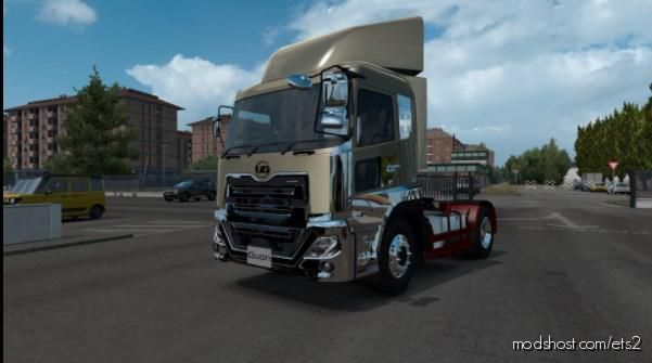 NEW UD Quon V1.1 [1.38] for Euro Truck Simulator 2