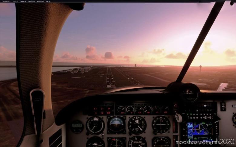 Pilots Perspective Reshade Settings (Nvidia Freestyle) for Microsoft Flight Simulator 2020