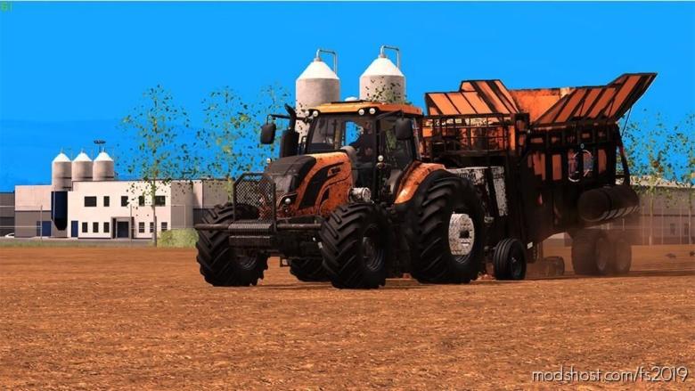 Lizard PCP6000 for Farming Simulator 19