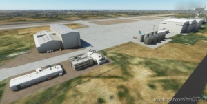 Lvgz – Yasser Arafat International Airport, Gaza for Microsoft Flight Simulator 2020