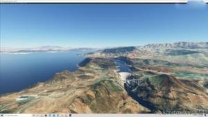 Hoover DAM + Bridge for Microsoft Flight Simulator 2020