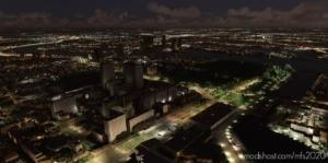 Rotterdam – Erasmus MC – Dijkzicht for Microsoft Flight Simulator 2020