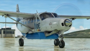 Cessna 208B Grand Caravan Flybe for Microsoft Flight Simulator 2020