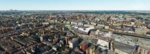 Delft – Ikea Headquarter Netherlands for Microsoft Flight Simulator 2020