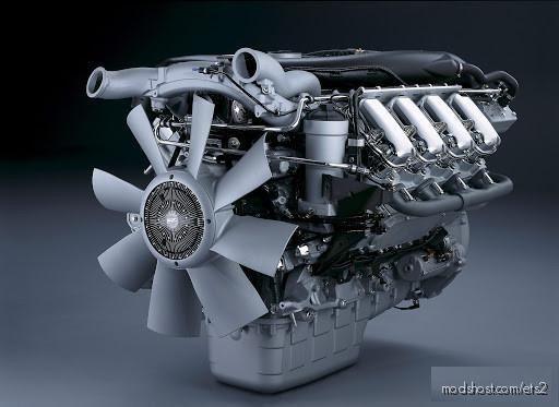 Scania V8 Crackle V11.5 for Euro Truck Simulator 2