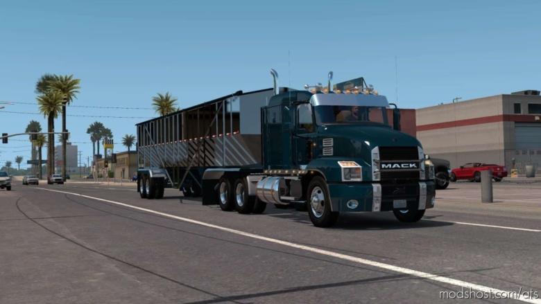 Trinity Agri-Flex Trailer [1.38.X] for American Truck Simulator