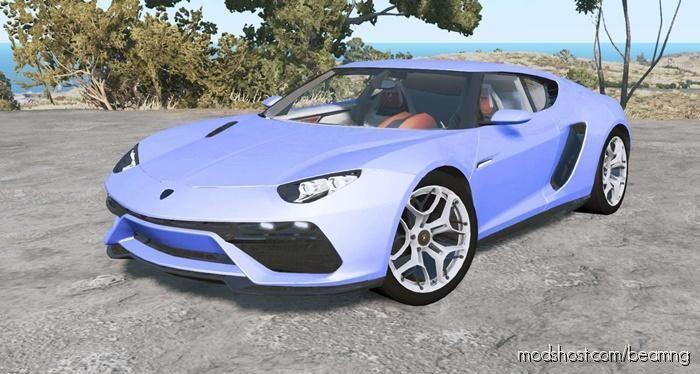 Lamborghini Asterion LPI 910-4 2014 for BeamNG.drive