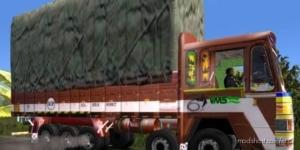 Heavy Load Lorry (16 Wheels) Mod In for Euro Truck Simulator 2