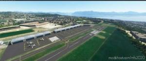 Lsgl – Lausanne LA Blécherette Airport – Switzerland for Microsoft Flight Simulator 2020