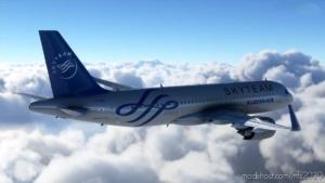 Korean AIR Skyteam Livery For A320 And B787 for Microsoft Flight Simulator 2020