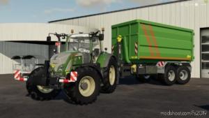 Fendt Vario 700 Series for Farming Simulator 19