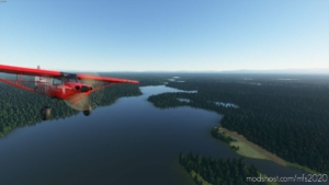 Davidson Airstrip, Alaska for Microsoft Flight Simulator 2020