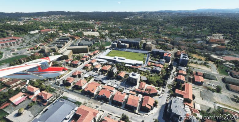 Portuguese Stadiums Pack for Microsoft Flight Simulator 2020
