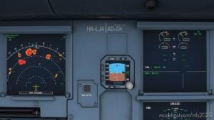 A320 Neo Wizz AIR (Ha-Lja) 8K for Microsoft Flight Simulator 2020