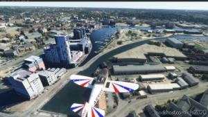 Ipswich, United Kingdom Scenery Pack for Microsoft Flight Simulator 2020