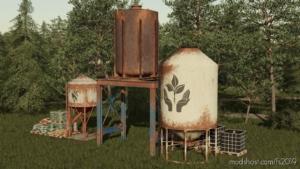 Placeable Refill Tanks for Farming Simulator 19
