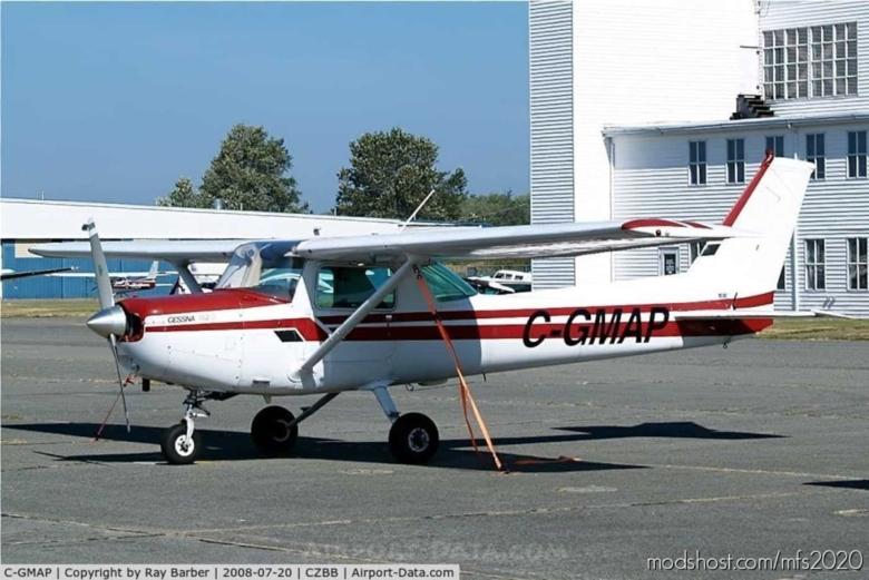 C-152II Livery C-Gmap for Microsoft Flight Simulator 2020