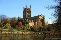 Worcester City UK for Microsoft Flight Simulator 2020