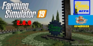 Swapo Agro Mechanic Reworked V2.8 for Farming Simulator 19