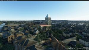 Rheine Landmarks for Microsoft Flight Simulator 2020