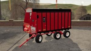 Meyer RT620 Forage BOX for Farming Simulator 19