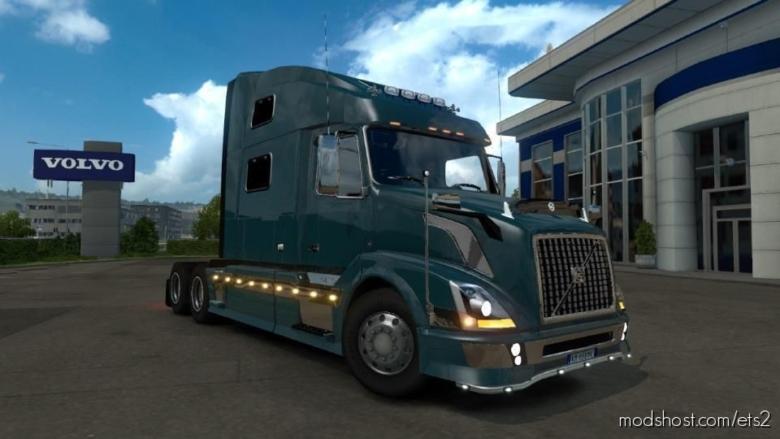 Volvo VNL SCS For V1.3 [1.38.X] for Euro Truck Simulator 2