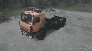 Kamaz-44108 Truck V23.07.19 for MudRunner