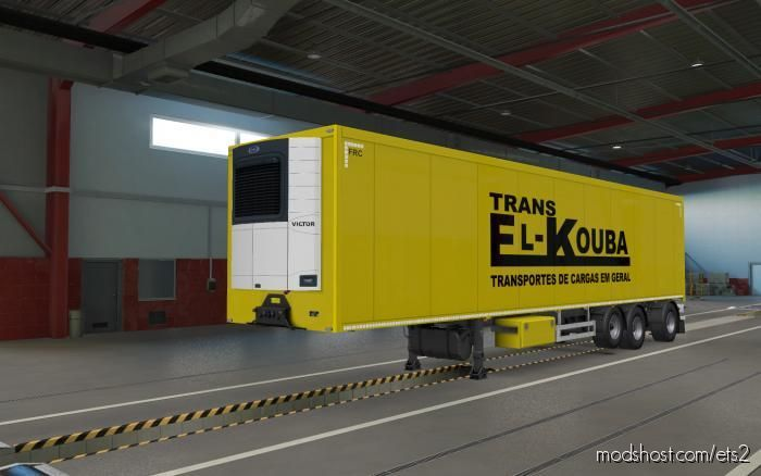 Skin EL Kouba For SCS Trailers for Euro Truck Simulator 2