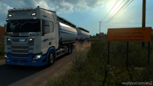 Feldbinder KIP Rigid Addon For Tandem Addon By Kast for Euro Truck Simulator 2