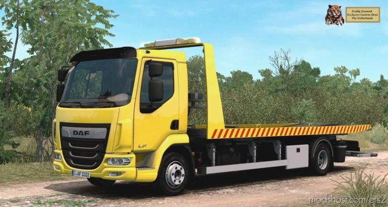 DAF LF [1.38.X] for Euro Truck Simulator 2