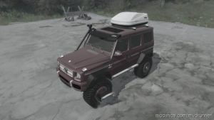 Mercedes-Benz G65 V17.05.19 for MudRunner