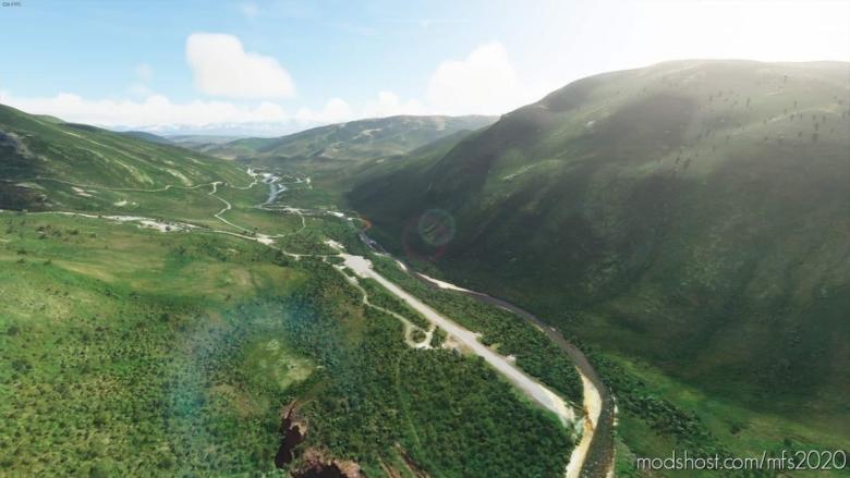 Kantishna Airport (5Z5), Alaska for Microsoft Flight Simulator 2020