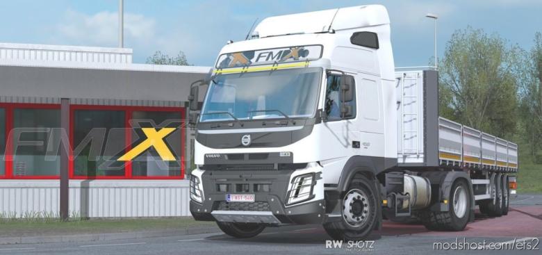 Volvo FM 500 & FMX V1.3 for Euro Truck Simulator 2