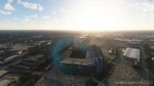 OLD Trafford – Manchester United Stadium W/ Lods for Microsoft Flight Simulator 2020