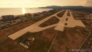 Wonsan Kalma Airport (Zkws) V0.1.0 for Microsoft Flight Simulator 2020