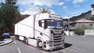 Scania S Custom Edit [1.38] for Euro Truck Simulator 2