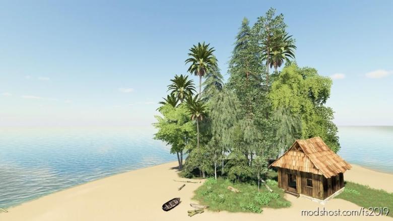 Decorative Trees for Farming Simulator 19