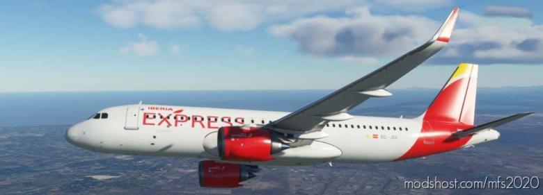 Iberia Express Ec-Jsk for Microsoft Flight Simulator 2020