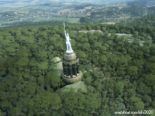 VFR Landmarks For OWL Nordrhein Westfalen for Microsoft Flight Simulator 2020