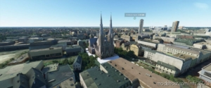 Eindhoven Scenery Pack for Microsoft Flight Simulator 2020