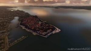 Zadar Croatia Scenery Photogrammetry for Microsoft Flight Simulator 2020