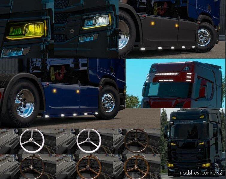 BIG Pack Scania Next GEN V1.5 for Euro Truck Simulator 2