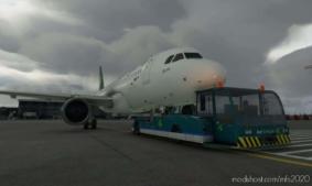 Pushback TUG Skins – AER Lingus & Swissport for Microsoft Flight Simulator 2020