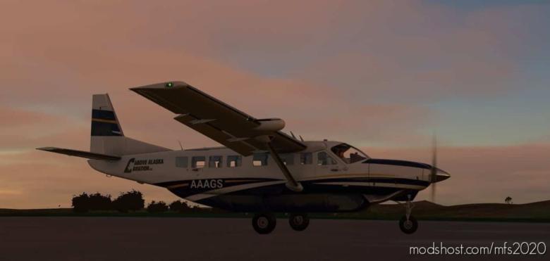 Above Alaska Aviation for Microsoft Flight Simulator 2020