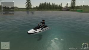 Jetski for Farming Simulator 19