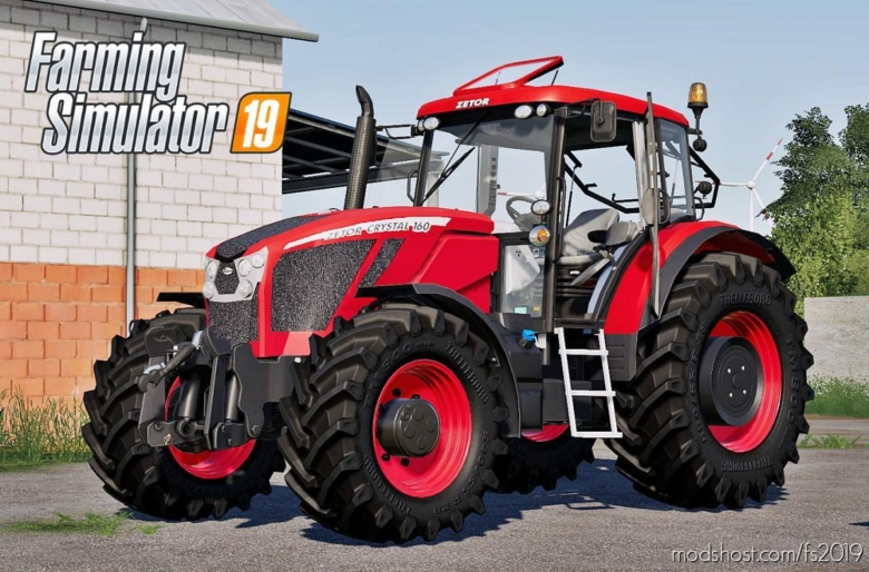 Zetor Crystal Series for Farming Simulator 19