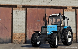 Belarus MTZ 1221 V2.0.5.1 for Farming Simulator 19