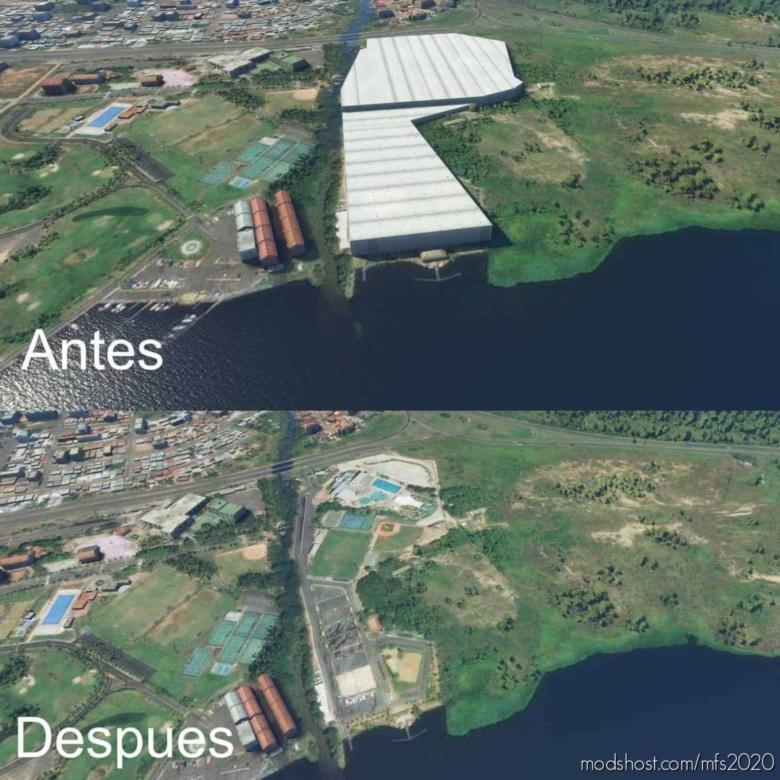 Small FIX For Puerto Ordaz – Venezuela for Microsoft Flight Simulator 2020