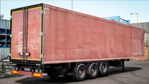 OLD RED Trailer For Your OWN Krone Trailer for Euro Truck Simulator 2