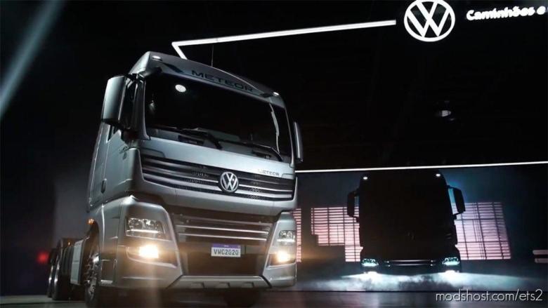 Volkswagen Meteor [1.38] for Euro Truck Simulator 2